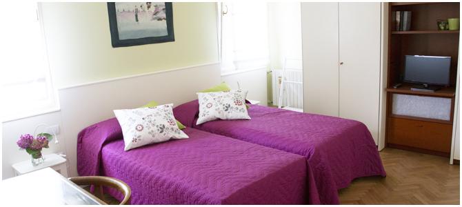 Bed & Breakfast Ai Tigli - Camera doppia Giardino