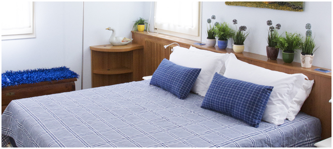 Bed & Breakfast Ai Tigli - Camera doppia Viale